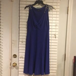 Fun holiday party dress
